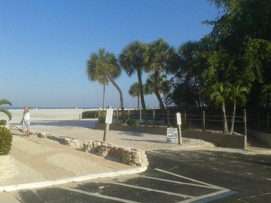 Wyndham Garden Fort Myers Beach: Vom Zimmer aus gesehen