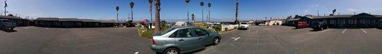 Best Western El Rancho Morro Bay Panoramic View