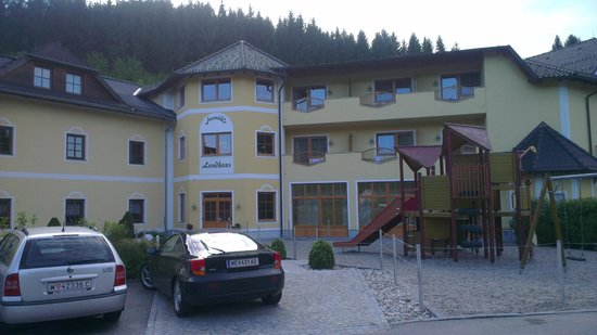 Hotel Auhmuehle: Great from the outside