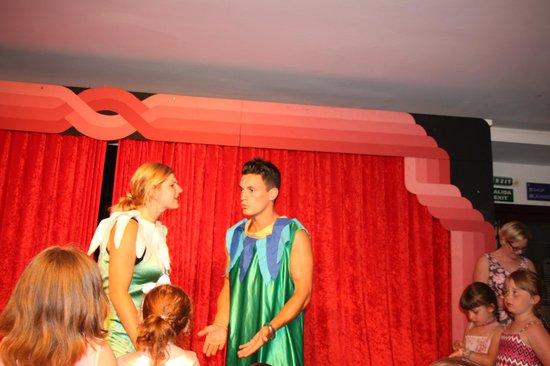 Invisa Hotel Club Cala Verde : Brit & Alex aka Crazy!!