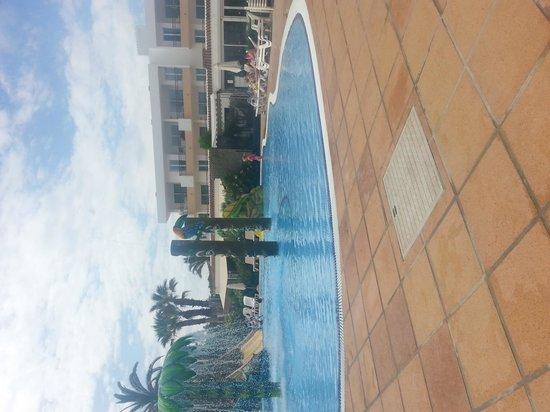 Balansat Resort: splash pool
