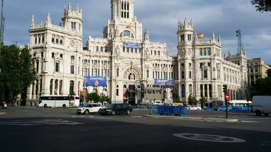 Photo of Palacio de Cibeles taken with TripAdvisor City Guides