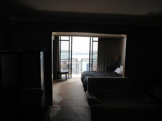 Metro Suites Apartment Hotel: Interior del Apart