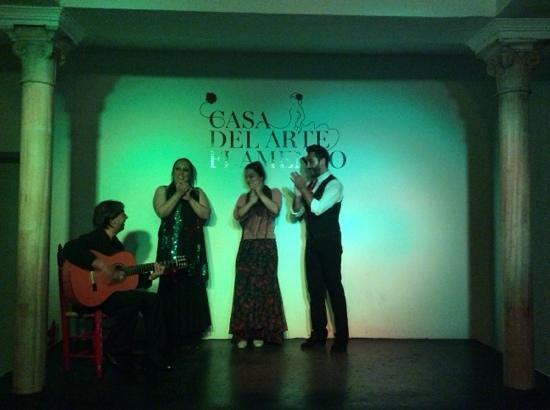Casa del Arte Flamenco: super show