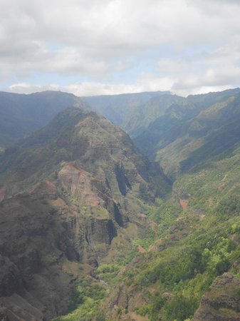 Jack Harter Helicopters - Tours : Near wher Jurassic Park was made