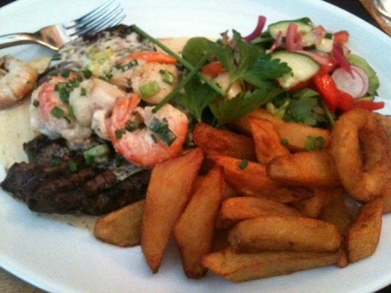 Roseville Bistro: Surf and Turf