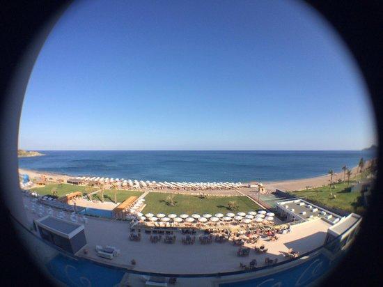Mitsis Alila Resort & Spa : вид из номера