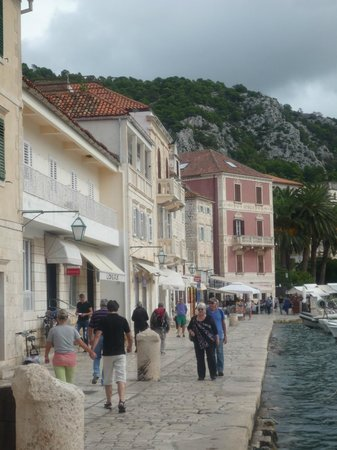 Amfora Hvar Grand Beach Resort: Hvar Town