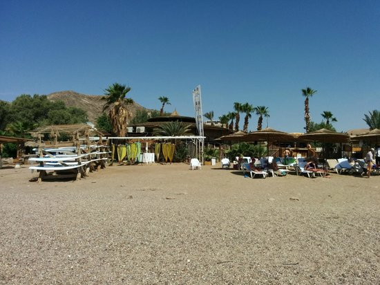 U Coral Beach Club Eilat : Praia