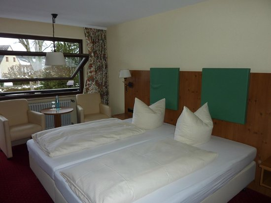 Hotel Hochfirst Garni: chambre