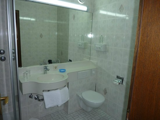 Hotel Hochfirst Garni: salle de bain