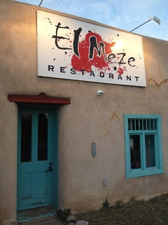 El Meze Restaurant: Initial view