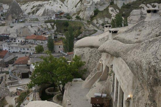Traveller's Cave Hotel: Наш номер