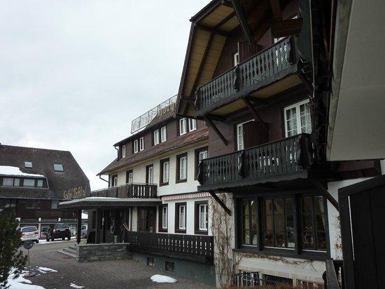 Hotel Hochfirst Garni: hotel
