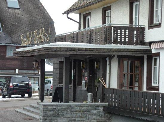 Hotel Hochfirst Garni: entrée