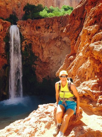 The Wildland Trekking: Havasu falls.
