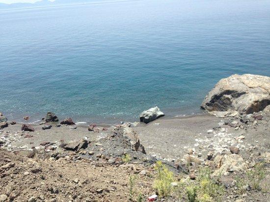 Therma Beach: sea