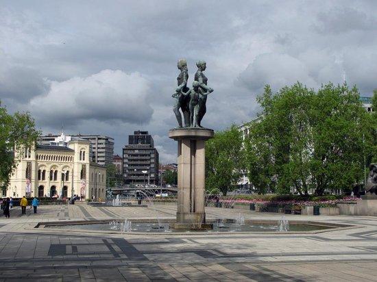 CitySightseeing Norway: Structure