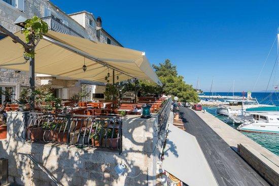 Restaurant Santo terrace