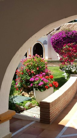 Globales Cortijo Blanco Hotel: More of the beautiful gardens