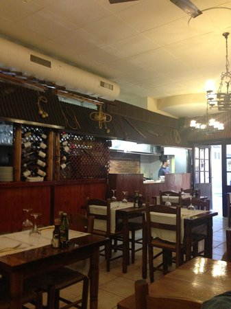Restaurante EL Gaucho : Inside