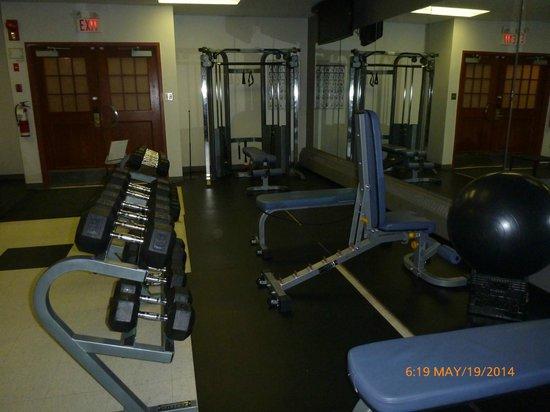Frobisher Inn : Fitness Centre