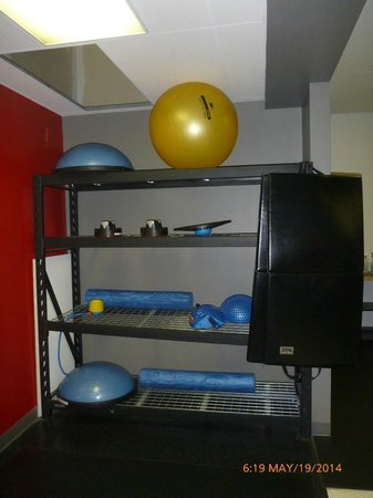 Frobisher Inn: Fitness Centre
