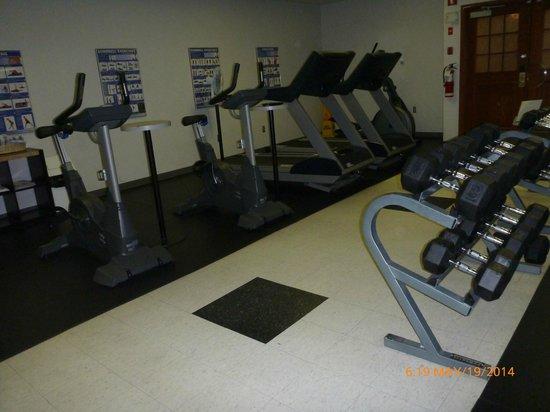 Frobisher Inn: Fitness Centre