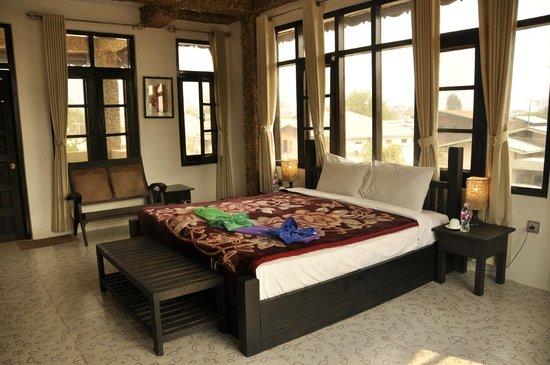Aquarius Inn: Deluxe room
