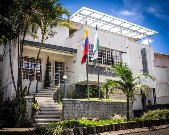 Hotel Alcazar de Patio Bonito: Hotel