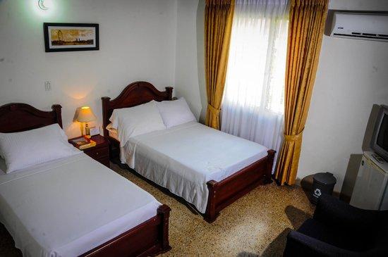 Hotel Alcazar de Patio Bonito: Twin Room