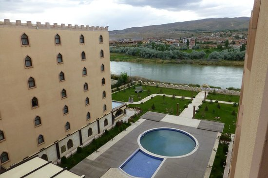 Suhan Cappadocia Hotel & Spa: View from room
