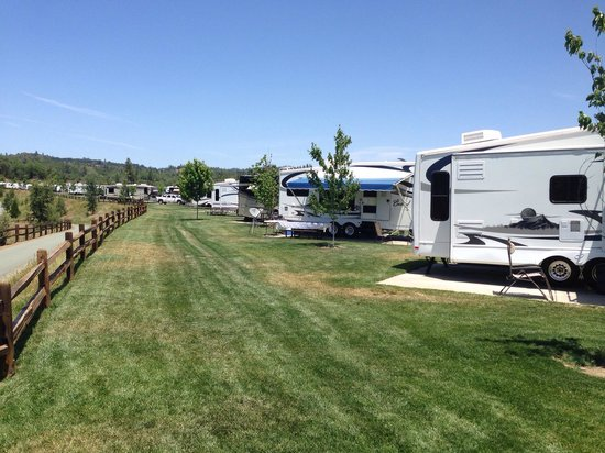 Jackson Rancheria RV Park: Jackson Rancherias