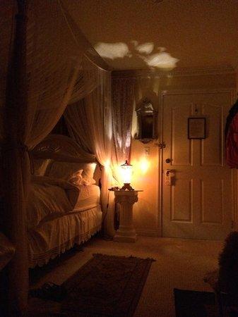 Prancing Horse Retreat: Bedtime