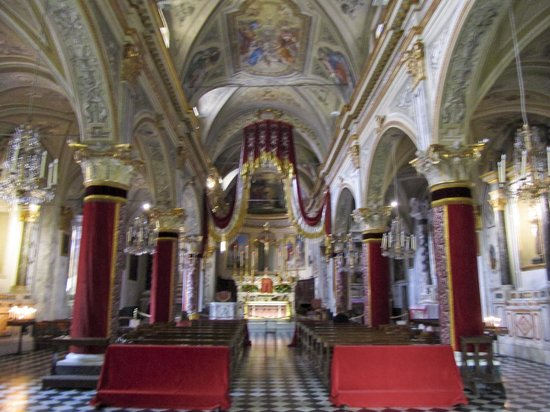 Chiesa di San Martino interior