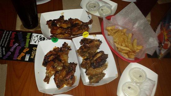 Fokker's Pub: Yummy!!!!