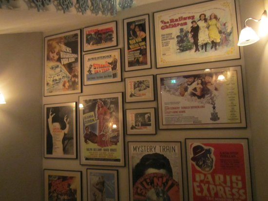 Great Northern Hotel, A Tribute Portfolio Hotel: Loved the themed 'railway' posters everywhere
