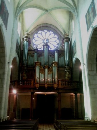 Cathedrale Saint-Pierre : organo