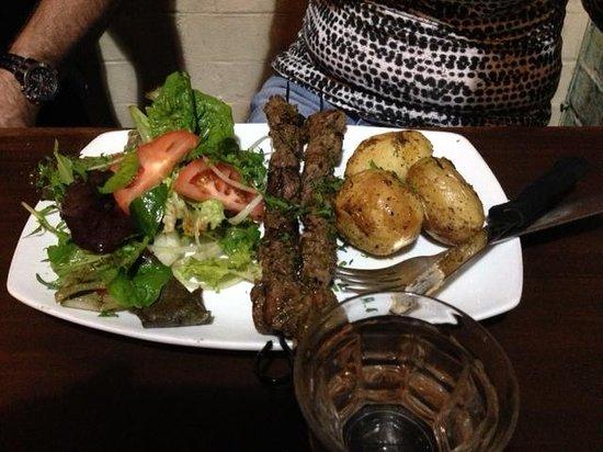 Shenkin Kitchen: Yummy kebab
