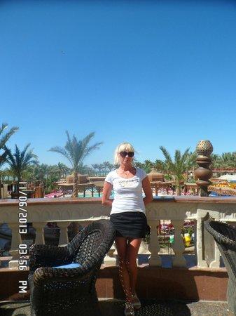 Festival Riviera: вид с балкона