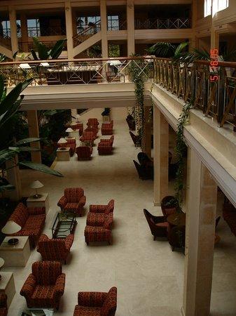 Hotel Barrosa Park: interior