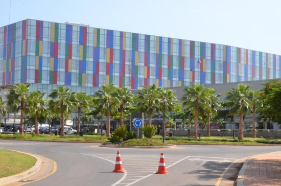 Talatona Convention Hotel : Hotel Convenções Talatona-Luanda