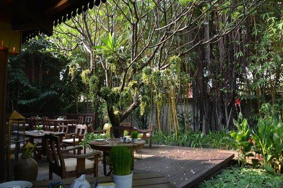 Belmond La Residence d'Angkor: Restaurant