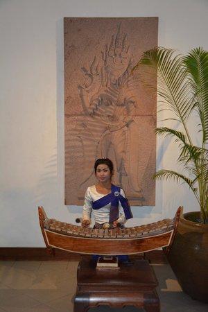 Belmond La Residence d'Angkor: Lobby