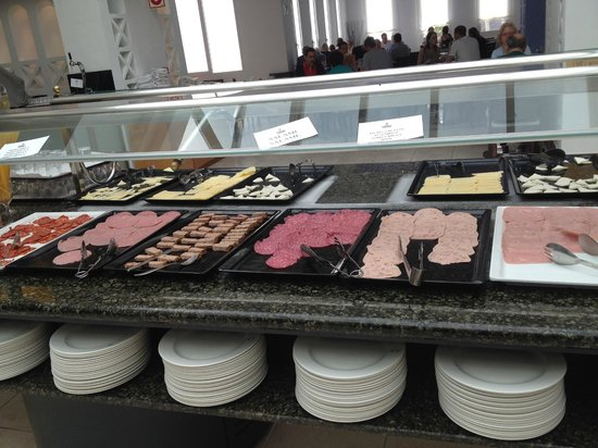 Club Jandia Princess Hotel: breakfast