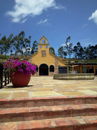 Parque Nacional de Chicamocha: Uma das estações