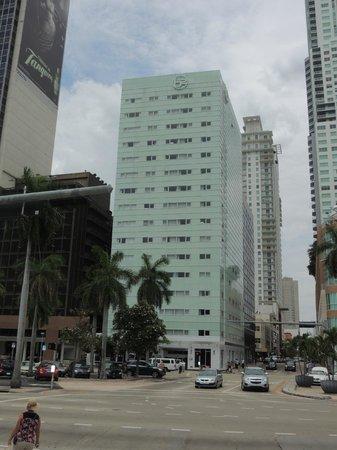 YVE Hotel Miami: El hotel b2