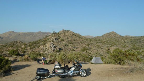Black Rock Campground: site 97