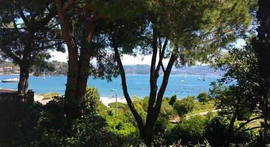 La Casa del Pescatore : View from our room.