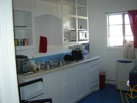 Pelican Spa: Kitchen
